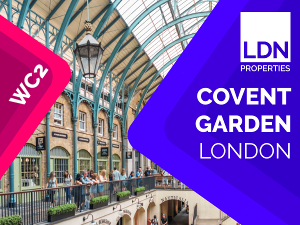Selling your house fast in Covent Garden, London